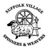 Suffolk village Weavers and Spinners