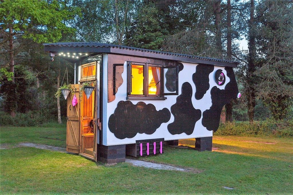 Cow Shed holiday home